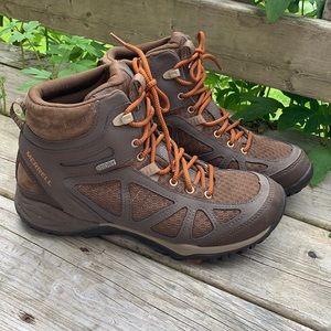 Merrell Siren Sport Q2 Mid Waterproof Hiking Boot